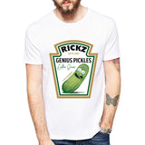 Pickle Rick Tee Rick and Morty T-Shirt