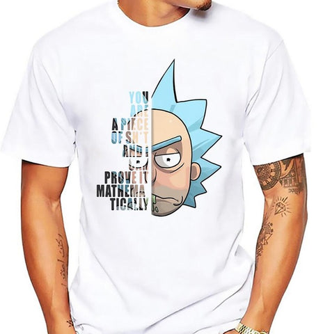 Rick and Morty Science Tee