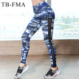 Yoga Leggings Sports Pants Yoga Compression Tights