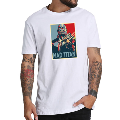 Mad Titan Thanos T-Shirt