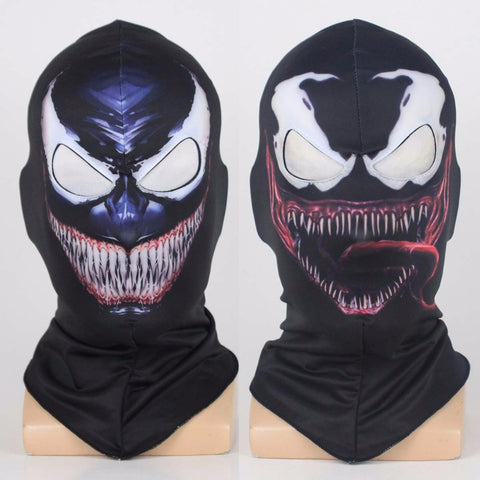 Venom Mask Cosplay SpiderMan Edward Brock