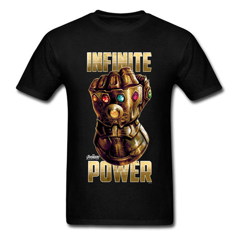Infinite Power Thanos T-shirt