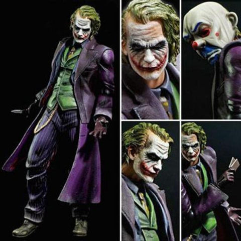 Joker Movable Action Figure