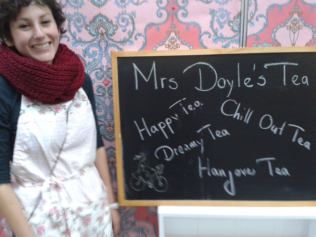 Irish lockdown again Go on treat yourself and someone you love to Mrs Doyle's Irish tea