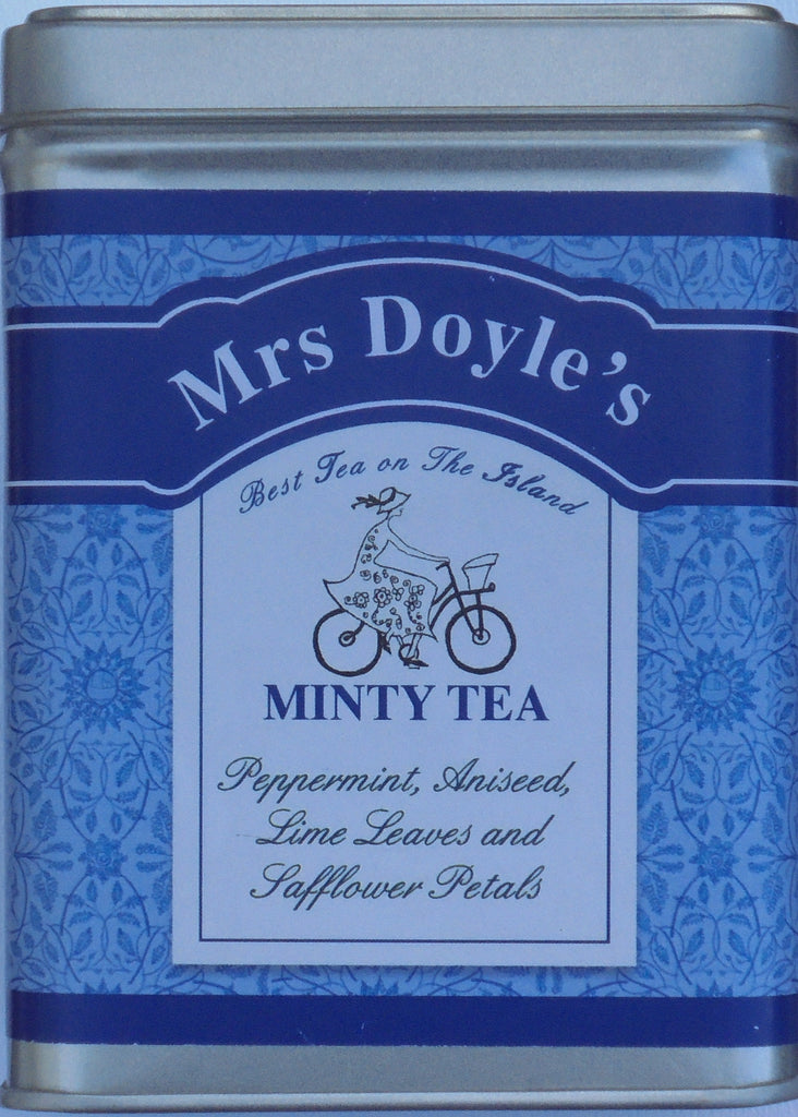 Mrs Doyle's sophisticated Oolong & White Loose leaf Tea
