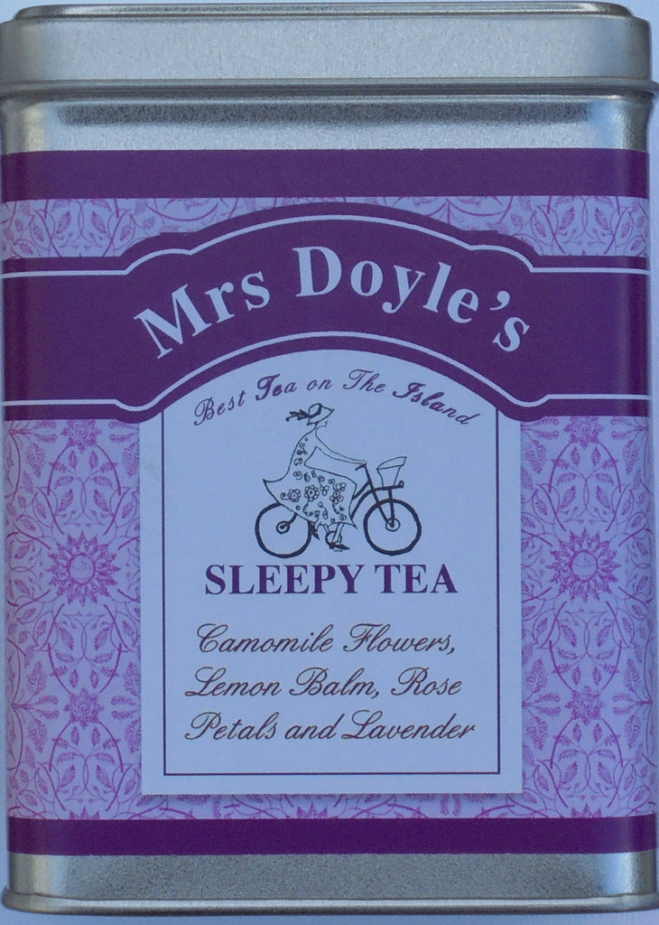 Mrs Doyle's Organic Loose Leaf Teas range  from Organic Happy Valley Darjeeling tea to great tasting Organic Green teas