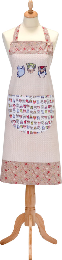 Mrs Doyle's stylish range of Aprons  are made from Irish linen or pure cotten