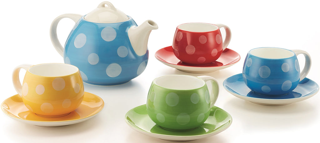 Irish tea pots for loose leaf tea