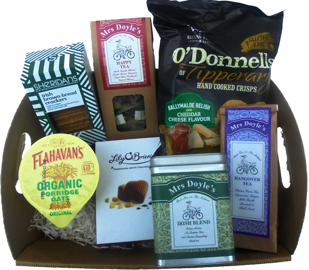 Irish Christmas Gift Hamper