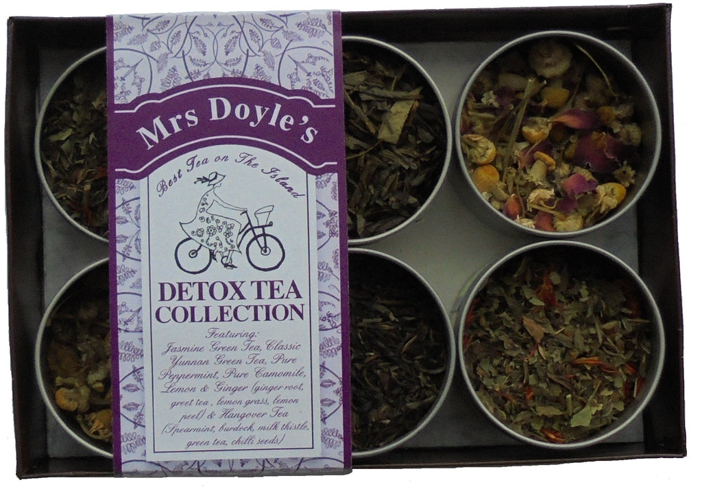 Mrs Doyle's Detox Tea gift Set