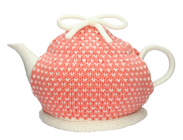 Mrs Doyle's Pretty in Pink Tea Cosy