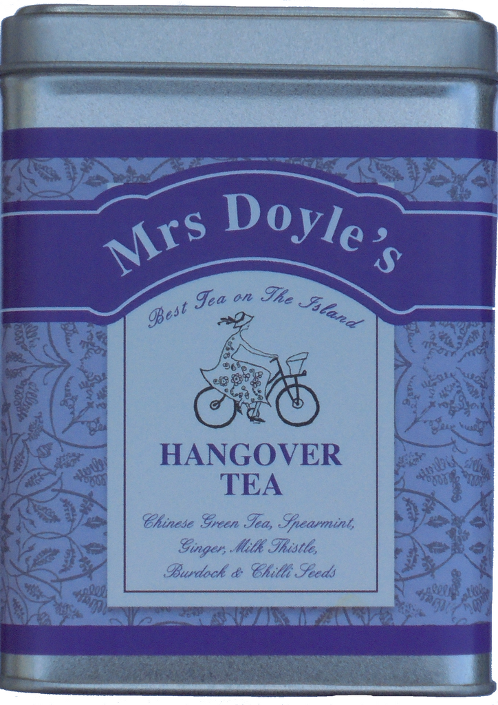 Mrs Doyle's Hangover Tea