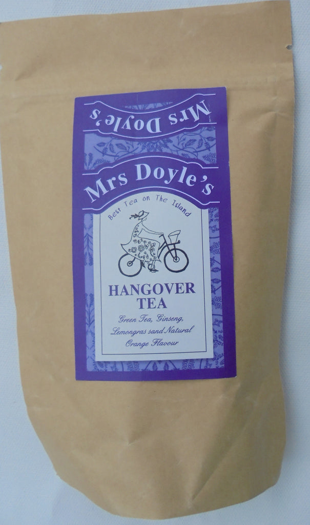 Mrs Doyle's hangover tea  loose leaf tea
