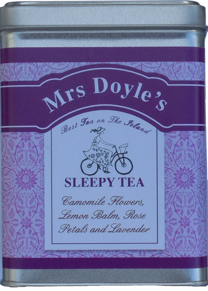 Mrs Doyle's Sleepy Pyramid Tea Bags