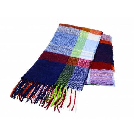 Mrs Doyle's Galway Mountain scarf