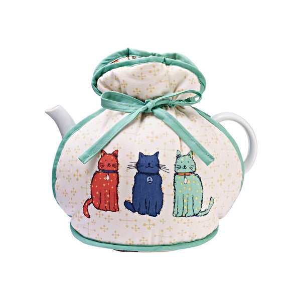 Mrs Doyle's 3 Cats Tea Cosy