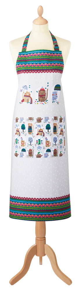 Cosey Cats Apron