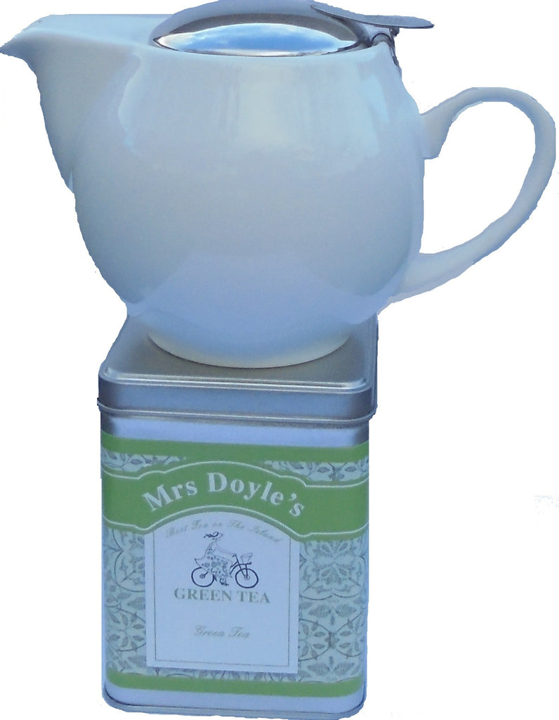 Loose Leaf Green Tea Gift Set