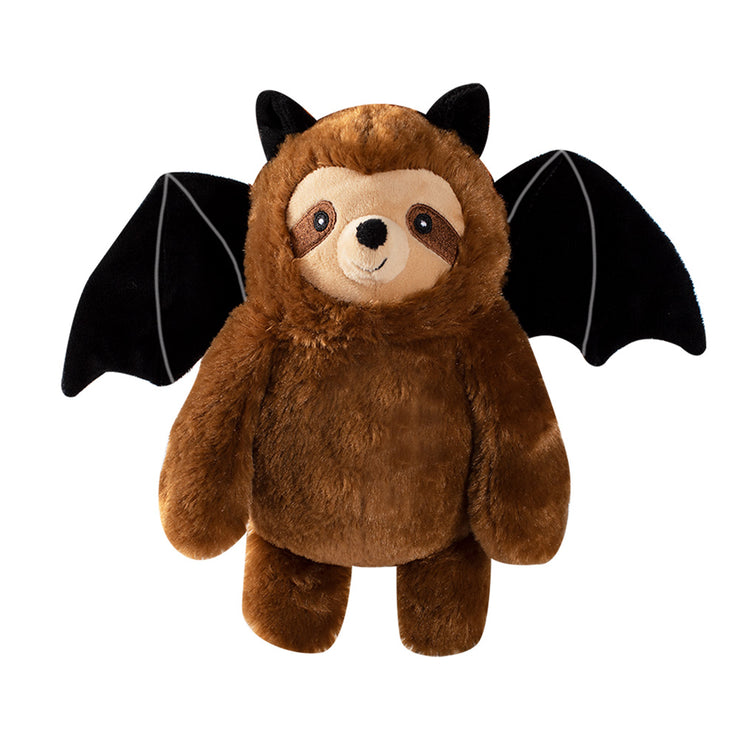 Bat Sloth Plush Dog Toy
