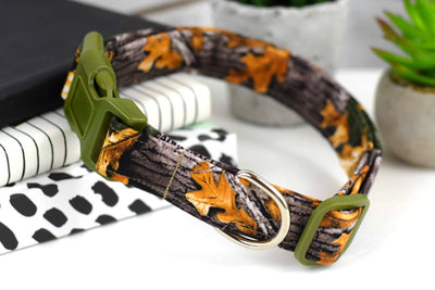 Hunting Camo Dog Collar