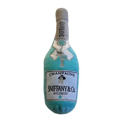 Sniffany Champagne Dog Toy