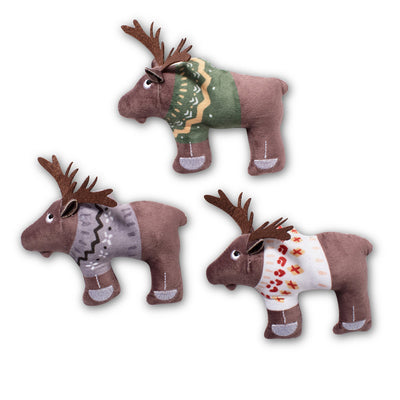 Sweater Moose Toy Set - Mini