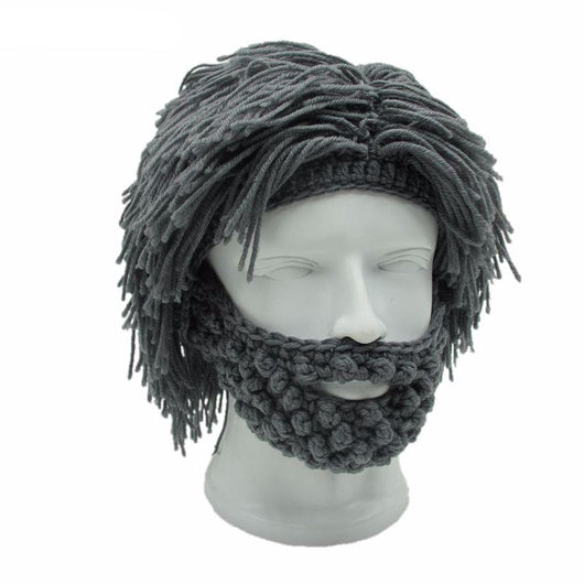 Shaggy Knit Balaclava - Slackwater Cove
