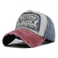 Rugged Baseball Cap - Slackwater Cove