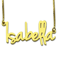Personalized Name Necklace - Slackwater Cove