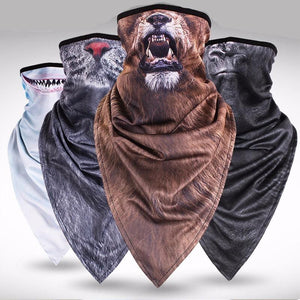 Beast Bandana! Great for outdoor sports, motorcycles, or just letting your hair down. - Slackwater Cove