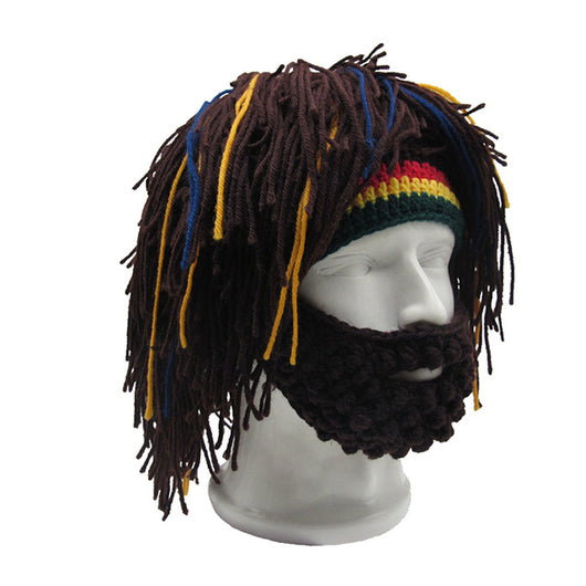 Knit Rasta Cap - Slackwater Cove