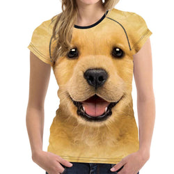 3D Pet T-Shirt - Slackwater Cove