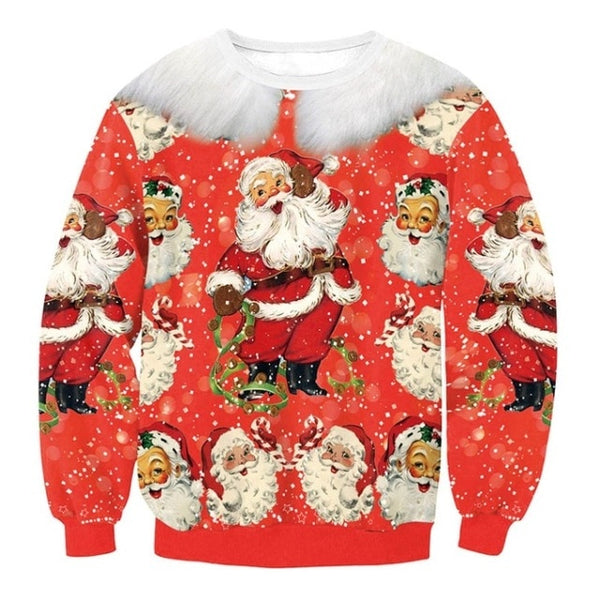 Awesome Christmas Sweaters - Slackwater Cove