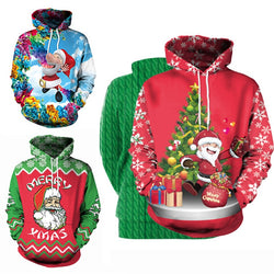 Awesome Christmas Sweater Hoodies - Slackwater Cove
