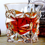 Ice Breaker Crystal Whiskey Glass - Slackwater Cove