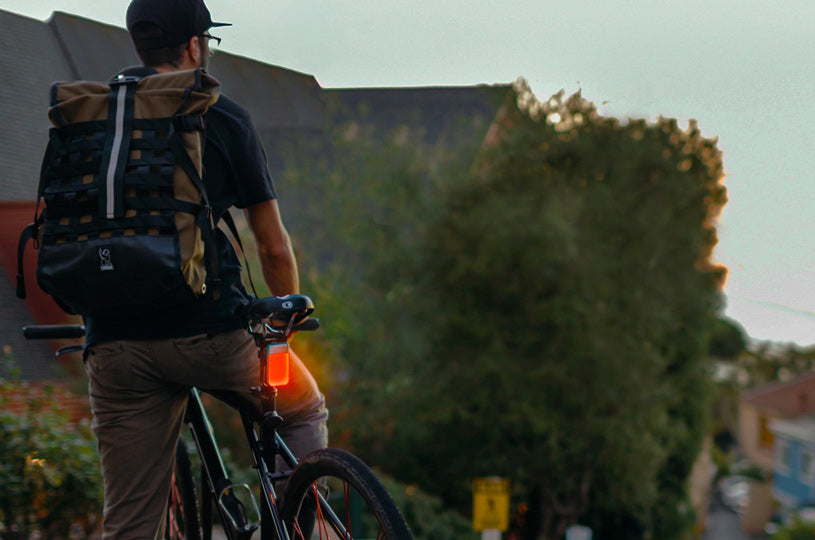 Bike Commuting 101: 7 Tips For Your First Ride
