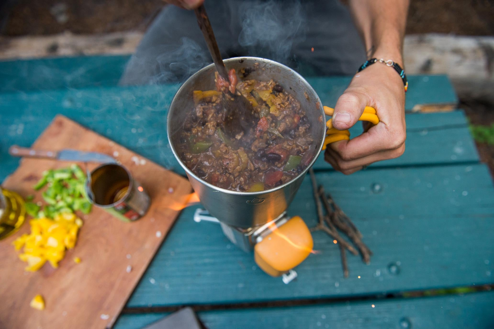 What's Your Off-Grid Cooking Style?