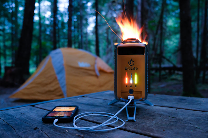 The Science Behind The BioLite CampStove