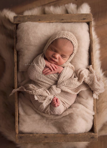 Organic Rustic Wraps - Choose ANY 8 Baby Wraps - Newborn Wraps