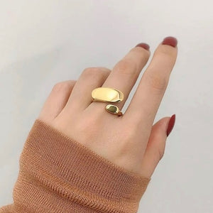 Geometric Resizable Ring