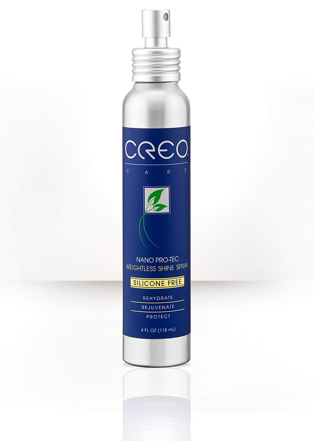 CREO Silicone Free Shine Spray