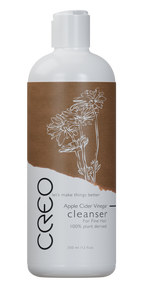 CREO Hair Cleanser with Apple Cider Vinegar - 12oz