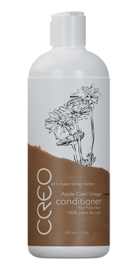 CREO Hair Conditioner with Apple Cider Vinegar - 12oz