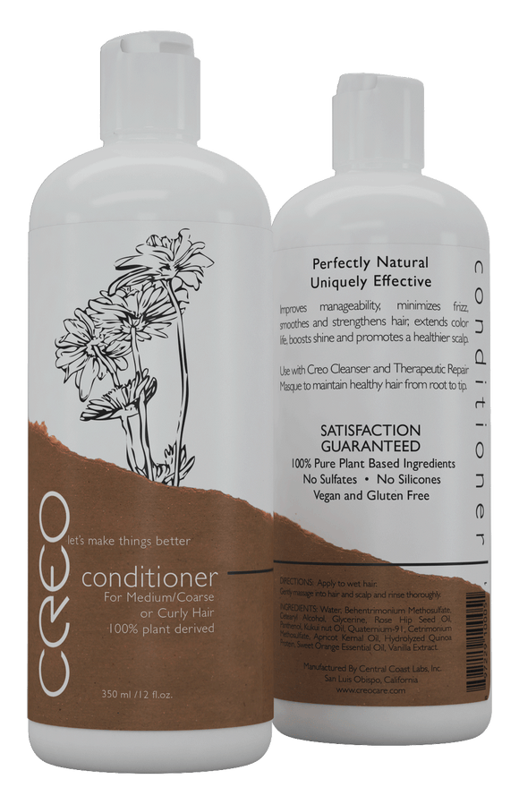 CREO Professional Conditioner for Medium/Coarse/Curly Hair