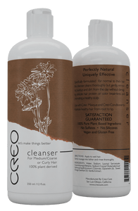 CREO Professional Cleanser for Medium/Coarse/Curly Hair