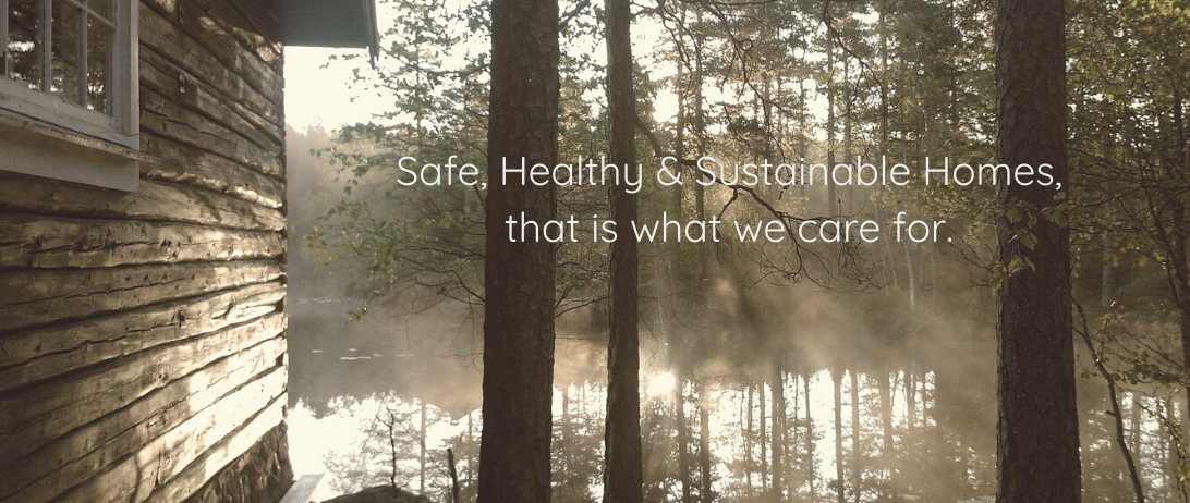 Safe Healthy Sustainable Homes
