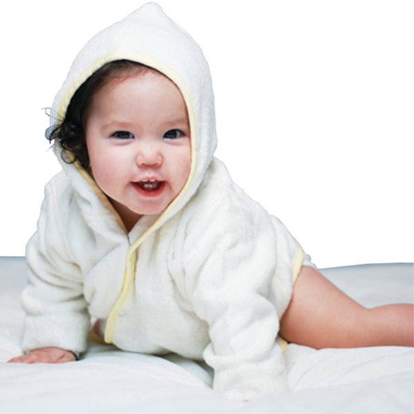 Bamboo Baby Hooded BathRobe