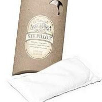 Organic Flaxseed Eye Pillow - in organic cotton casing