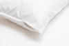 Organic Cotton Pillow Protector - with zipper closure pillow protector standard - SHOO-FOO, the softness of bamboo