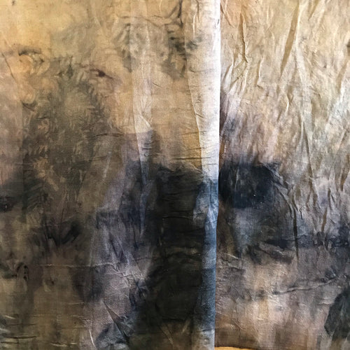 eco dyed vintage silk 2